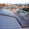 太陽光発電パネル設置工事
