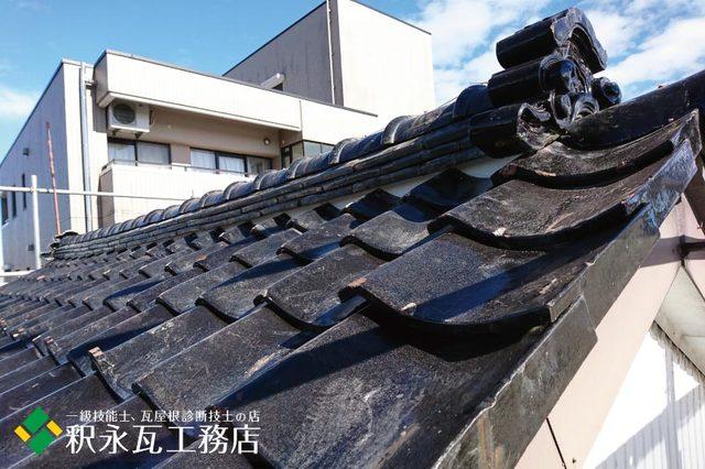 富山市H様邸 瓦しめなおし工事 屋根リフォームh.jpg