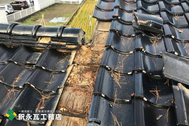 富山市雨漏り修理 瓦しめ直しe.jpg