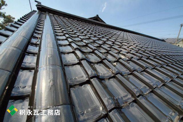 富山市、防災瓦、緩勾配屋根リフォーム、雨漏り工事.jpg