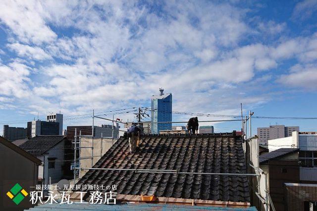 富山市H様邸 瓦しめなおし工事 屋根リフォーム6.jpg